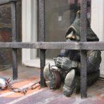 Zwergskulptur in Breslau/Wrocław. Foto: Konny Kellner