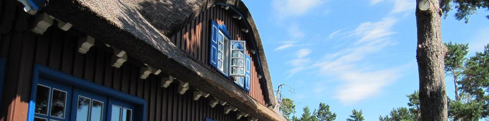 Thomas-Mann-Haus in Nida. Foto: Annekathrin Rauschenbach