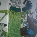 Graffiti in Warschau. Foto: Sybille Heeg