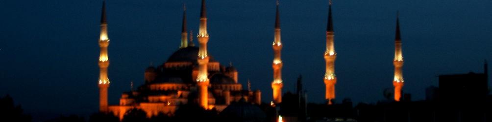 Minarette in Istanbul. Foto: Paul Gronert