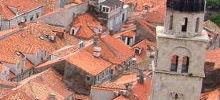 Dächer der Altstadt von Dubrovnik. Foto: Lena Gronert