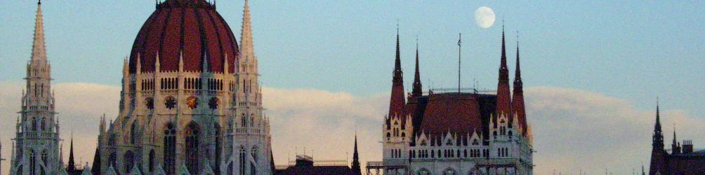 Parlamentsgebäude in Budapest. Foto: Birgit Michaelis
