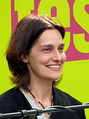 Katja Petrowskaja 2013