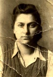 Fanja Barancovskaja. Foto: lizaruft.blogspot.com