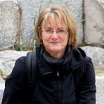 Susanne Hoppe in Ephesus. Foto: Kornelia Kellner