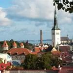 Blick auf die Altstadt von Tallinn. Foto: Sybille Heeg