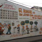Kuba Wandcomic. Foto: Anke Biedenkapp