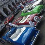 Prächtige alte Autos auf Kuba. Foto: Anke Biedenkapp